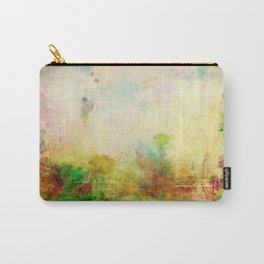 Ginkelmier Land ~ Watercolor Fairy Garden Carry-All Pouch