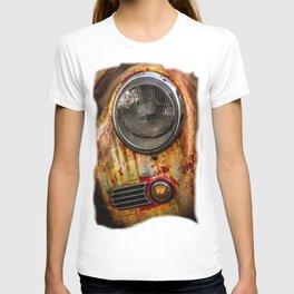 Rusty old Porsche T-shirt