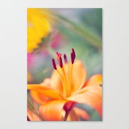 Liliya Canvas Print