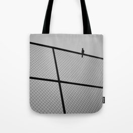 It's good to be alone when think Tote Bag