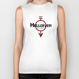 Helldiver of Lykos Biker Tank
