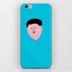 Kim Jong-Ball-Un iPhone & iPod Skin