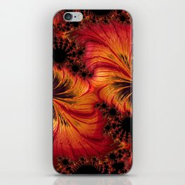 Hot Factal 2 iPhone Skin