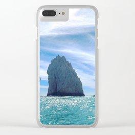 El Arco de Cabo San Lucas Clear iPhone Case