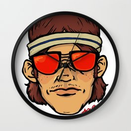 The Coolest Dude Wall Clock