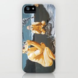 Litophagus iPhone Case