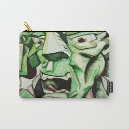 Hulk Abstract Carry-All Pouch