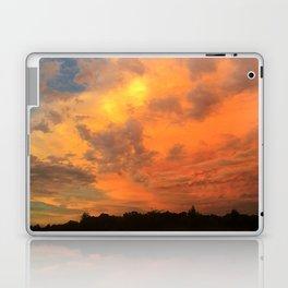 Fiery Sky Laptop & iPad Skin