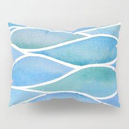 Lake Surface Pillow Sham