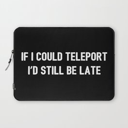 The Guilty Person IV Laptop Sleeve