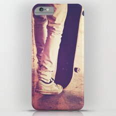 Skate is my religion iPhone 6 Plus Slim Case