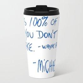Michael Scott Quote Travel Mug