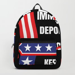 Against Racism Backpack