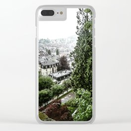 European View Clear iPhone Case