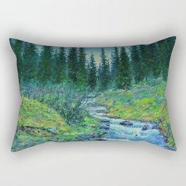 RAPID CREEK Rectangular Pillow