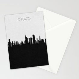 City Skylines: Chicago Stationery Cards