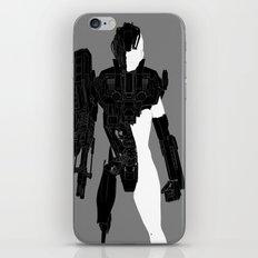 Retrorobot iPhone Skin