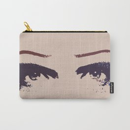 Hedwig's Eyes (with JCM) Carry-All Pouch