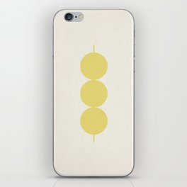 Link (Mustard) iPhone Skin