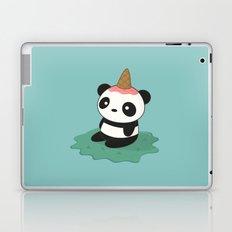 Kawaii Cute Panda Ice Cream Laptop & iPad Skin