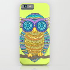 Henna Owl Slim Case iPhone 6s
