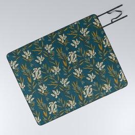 KALI OLIVE Picnic Blanket