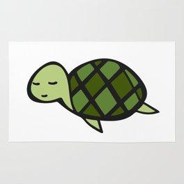 Peaceful Turtle Rug