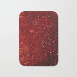 Fire Rumination Bath Mat