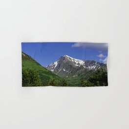 Scenic Seward Highway - Summer Hand & Bath Towel