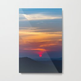 Gorgeous Sunset Metal Print