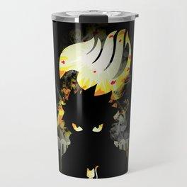 Happy Dragon Natsu Travel Mug