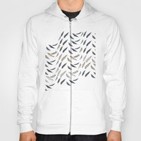 Feathered Hoody