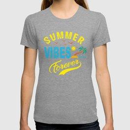 Summer Vibes Forever T-shirt