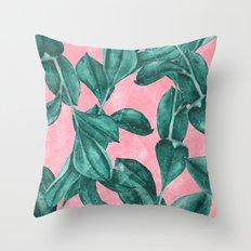 Verdure Throw Pillow