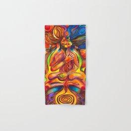 Shiva Shakti Hand & Bath Towel