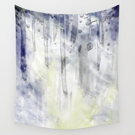 ABSTRACT ART Dream of Paint No. 001 Wall Tapestry