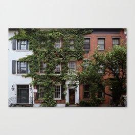 West Village Canvas Print