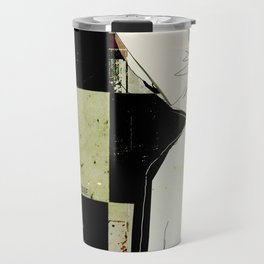 « sourd et muet » Travel Mug
