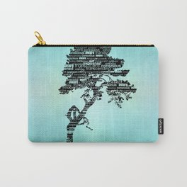 Bodhi Tree Carry-All Pouch