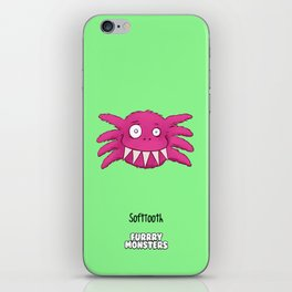 Soft Tooth iPhone Skin
