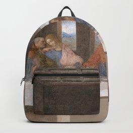 Leonardo da Vinci - L'Ultima Cena di Backpack