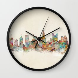 columbus ohio  Wall Clock