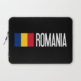 Romania: Romanian Flag & Romania Laptop Sleeve
