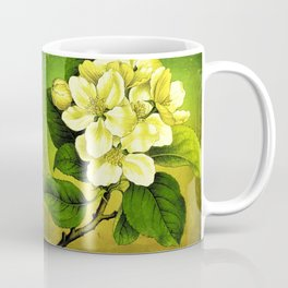 Apple Branch Coffee Mug