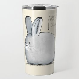 Arctic Hare Travel Mug