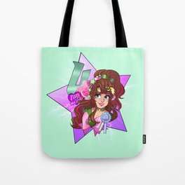 decora senshi sailor jupiter Tote Bag