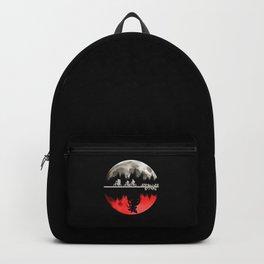 Strange Backpack