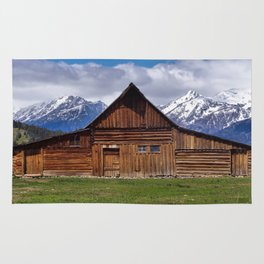 Life In The Mountains Rug