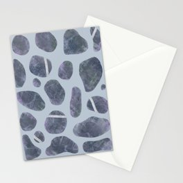 Stones, Pebbles, Rocks Stationery Cards