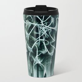Succulent Glitches Travel Mug